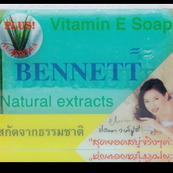 Vitamin E soap with Aloe Vera