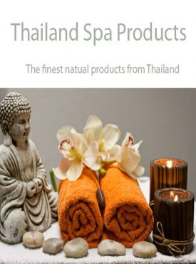 Spa Products - Massage and Spa Products from Thailand